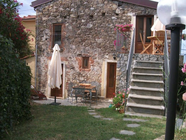Rustico per momenti romantici - Corsanico - Maison