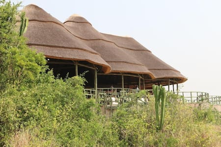 Kasenyi Safari Camp - Kasenyi - Szállás a természetben