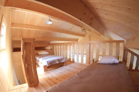 Lodge des Taillets - Serrières-sur-Ain - กระท่อม