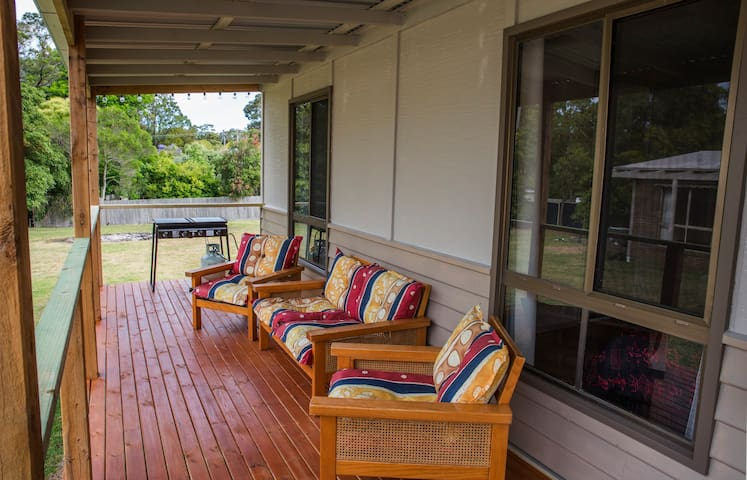 Sandy Bums Holiday Home - Mallacoota - Hus