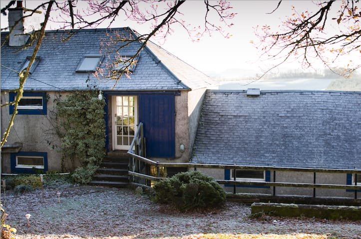 """The Sleepery"" Rural Retreat Scottish Borders - Selkirk - Apartamento"