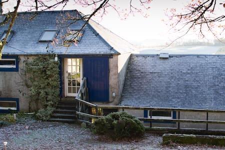 """The Sleepery"" Rural Retreat Scottish Borders - Selkirk - Apartament"