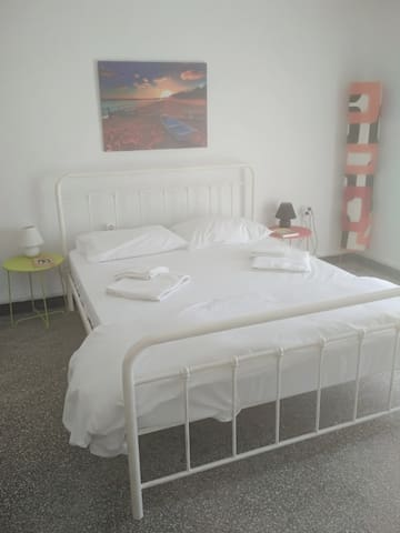 Chronis Athens apartment