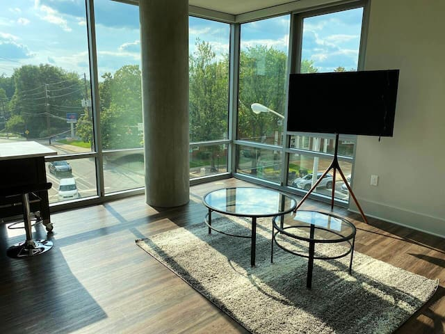 City View Buckhead Retreat