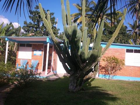 Villa Los Cactus en el corazón del Moncada