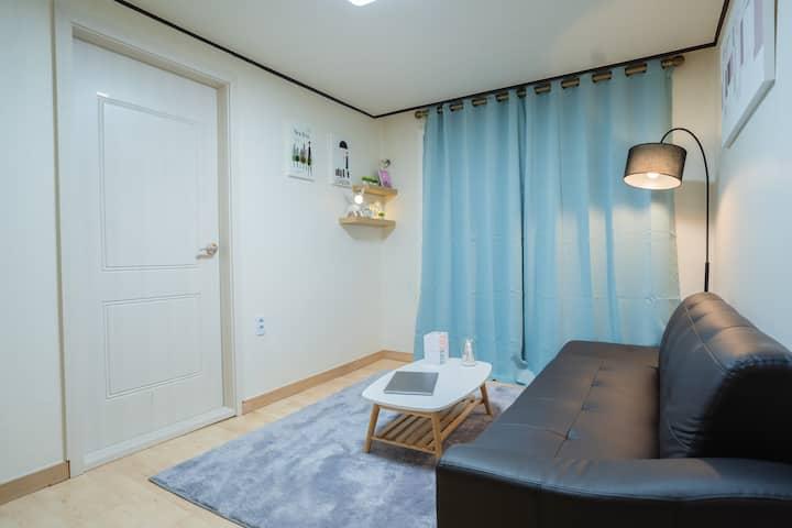 (아현3/B)[신촌] furnished private room/share house