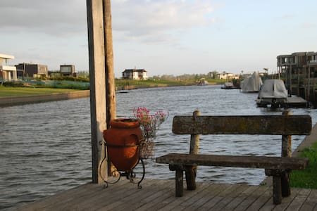 LUXURY WATERFRONT HOME IN GATED NAUTICAL COMMUNITY - Rincón de Milberg