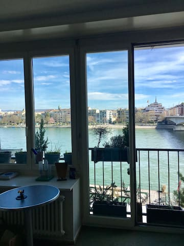 Cozy Apartment free for Baselworld! - Basel - Byt
