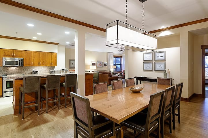 5 Bedroom Snowmass Club - Sleeps 12 - Aspen - Pis