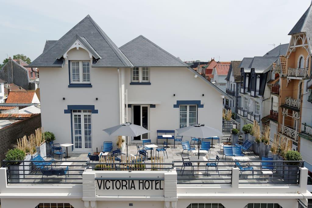 La touquet suite du castel victoria chambres d 39 h tes - Chambre d hote le touquet paris plage ...