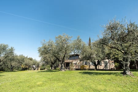 Olive Groove House - 7km from Verona city center