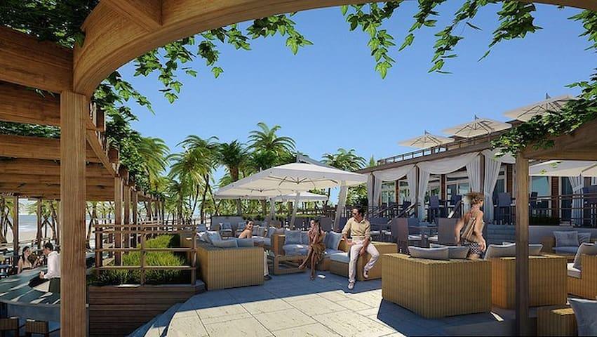 1 bedroom suite at Beachwalk Resort - Hallandale Beach - Lägenhet