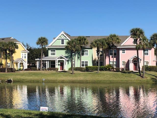Disney, Villa Runaway Beach, Kissimmee