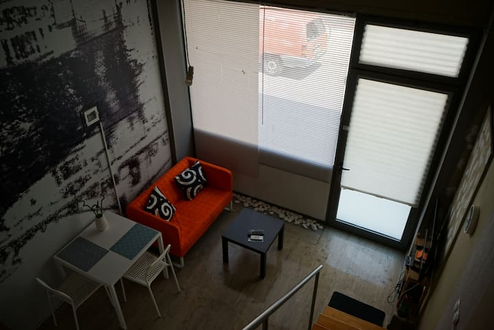 Loft appartment in center of Trikala