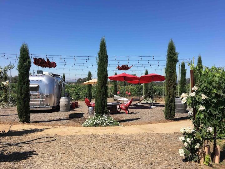 #2 Glamping alla Airstream 'Camp Chianti'