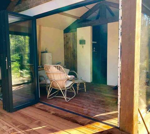 Tiny&cosy guesthouse vlakbij Kalmthoutse heide