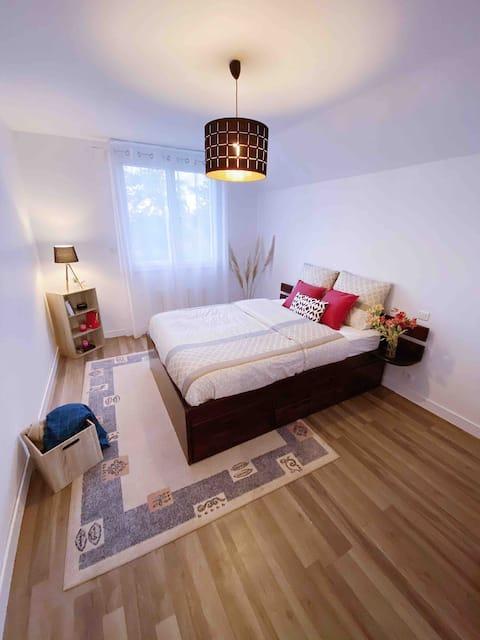 Appartement au calme prêt d'Ancenis