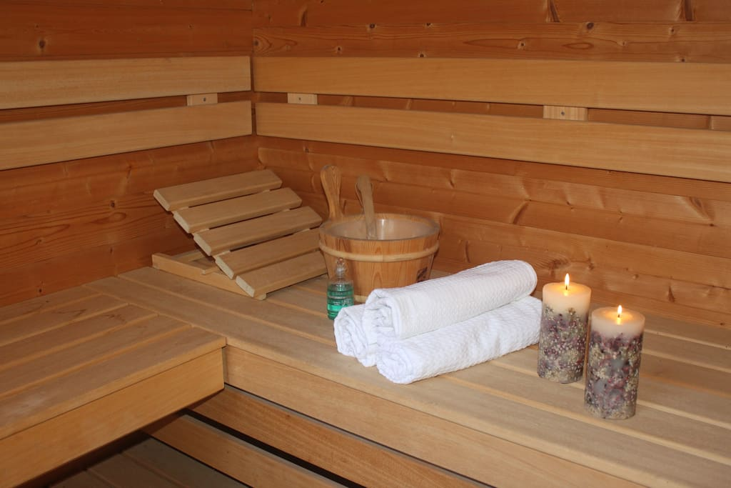 Sauna Can Serena