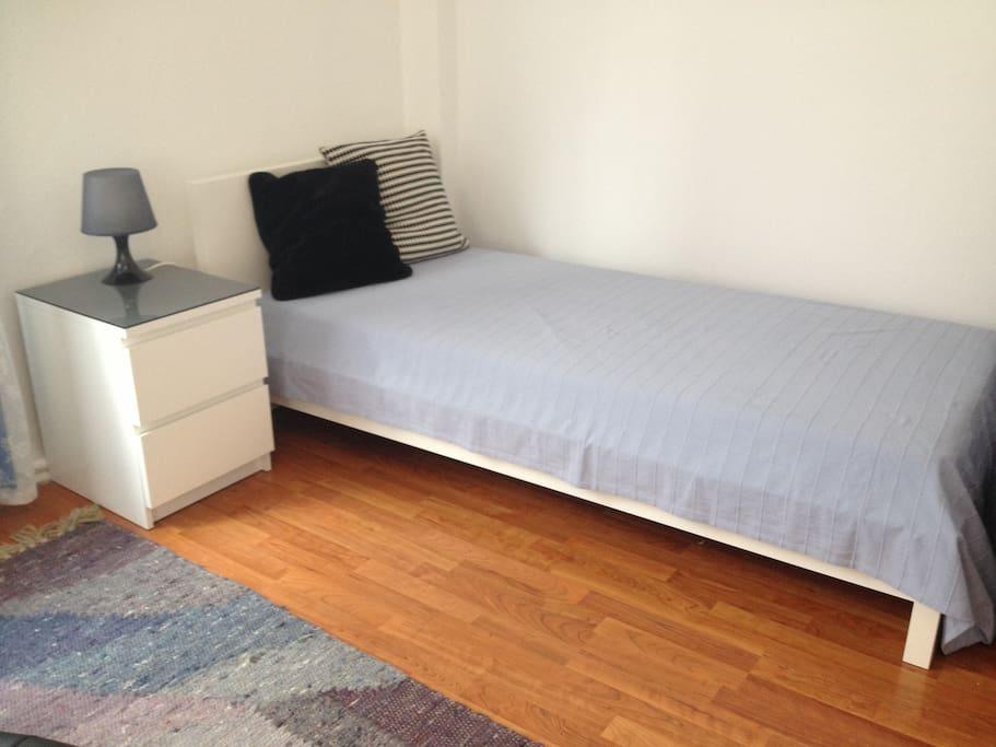 Die Betten sind neu!