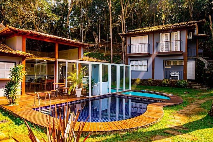 Villa Don - Chalés em Araras - Chalé 7