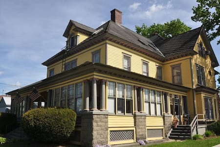Cooperstown New York Dreams Park Family Victorian! - Milford