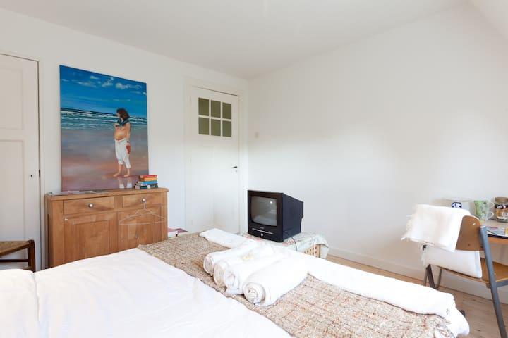 Privat Room Singer Sargent 2/3pers - Nimega - Bed & Breakfast