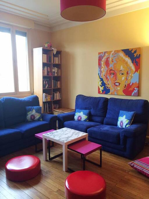 Salon  Living Room