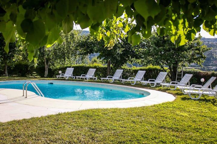 Quinta das Rossadas -countryhouse