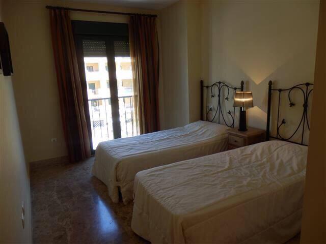 Отличная квартира!!! - San Pedro de Alcántara - Byt
