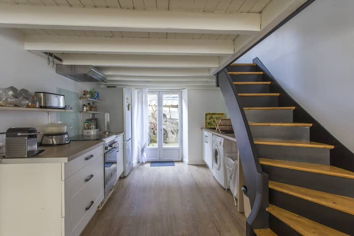 Charming loft near Grenoble center