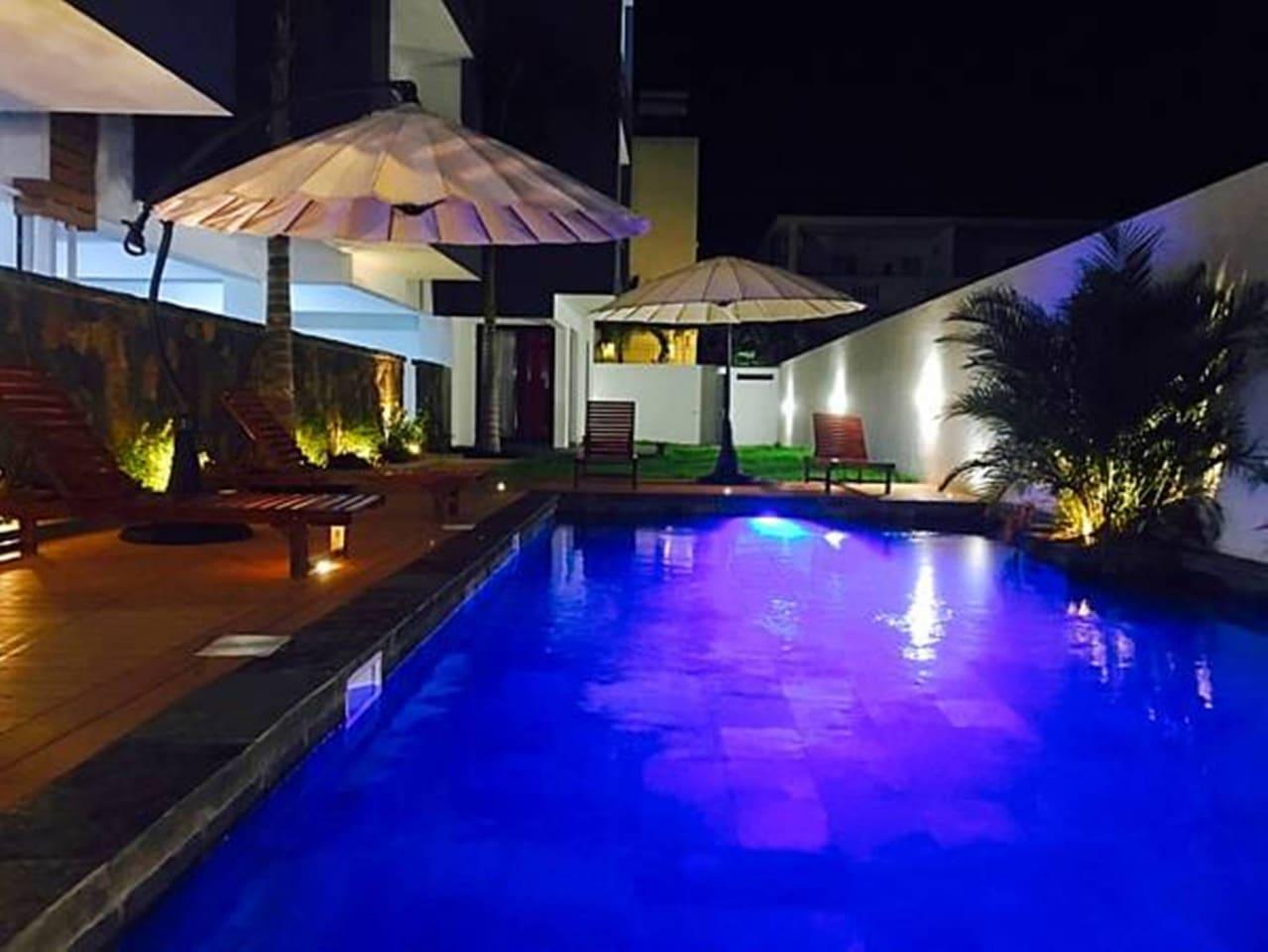 Sugareef West Coast Swimming Pool Area