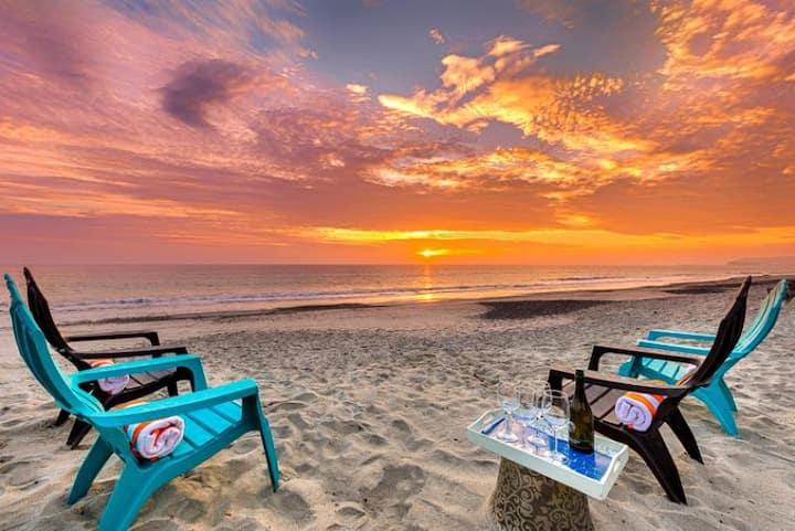 25% OFF NOV - Oceanfront Family Home w/ Endless Views