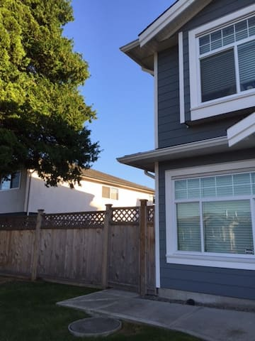 Cozy 1 bedroom private ground level suite - Burnaby - Hus