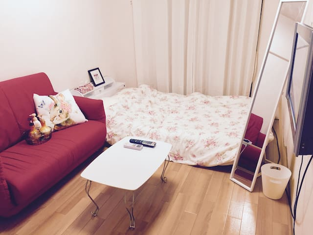 Opening Discount!!  9min from JR st - Toyama-shi - Lejlighed