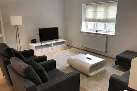 Modern & spacious home near Silverstone Racetrack