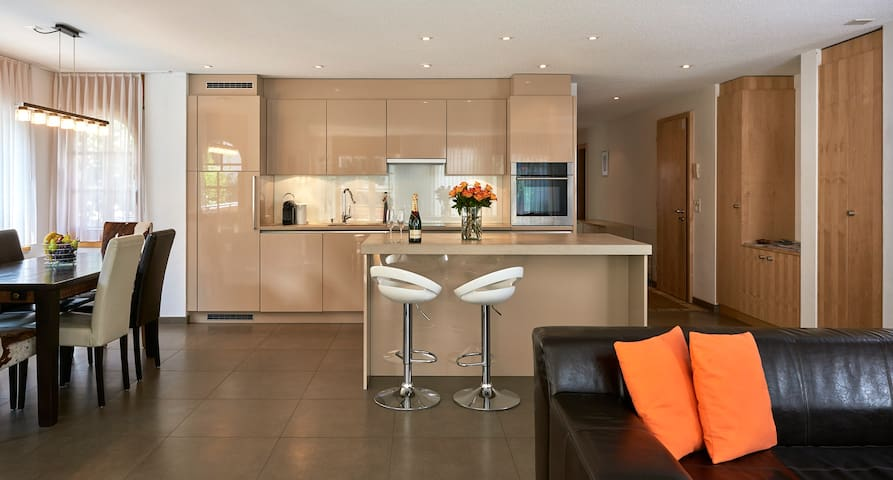 Haus Bor - 3 bedroom apartment for 6 guests