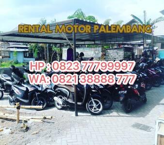 Rental / Sewa Motor Palembang - Ilir Timur I