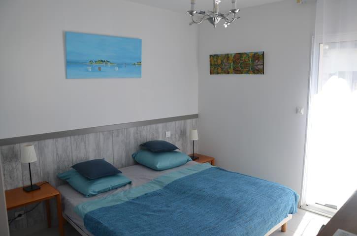 Studio neuf à deux pas de la plage - Larmor-Plage
