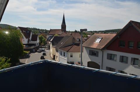 Ruhige und wunderschöne Wohnung in Aschaffenburg