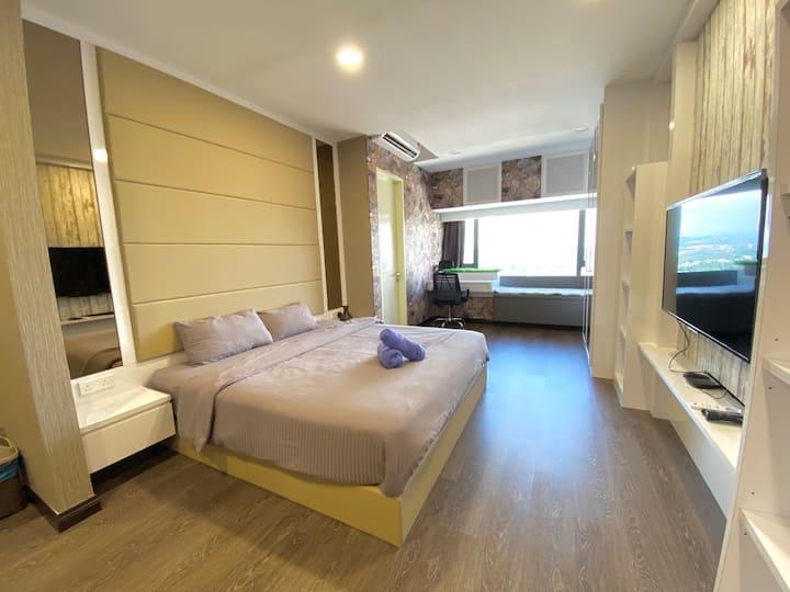 MWHoliday A2831 GrandSuites HighSpeed WIFI 高级舒适套房
