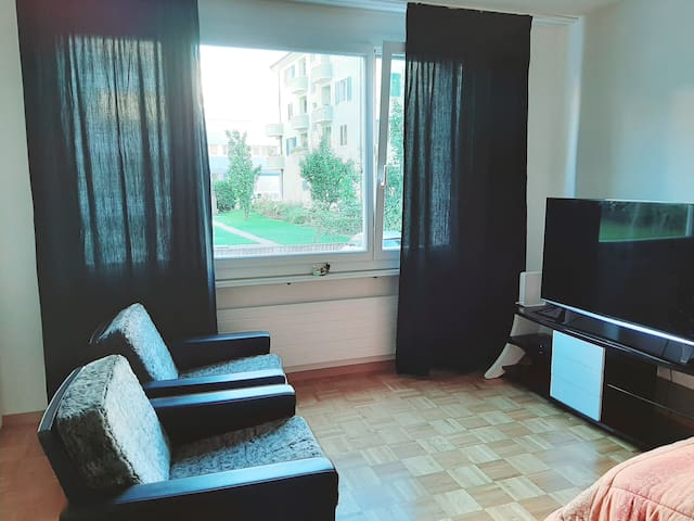 Cozy Apartment just a few mins from Zurich center!
