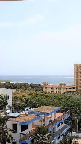 2br Oceanview Apt in Nyali by KRUSS Holidays