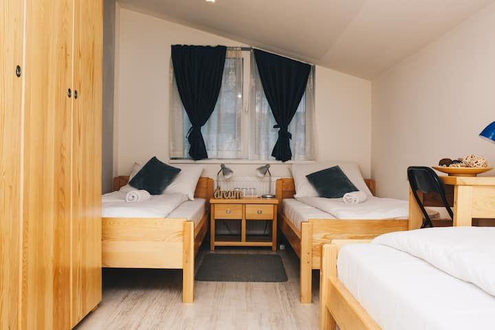 Bloom Inn  - Triple room