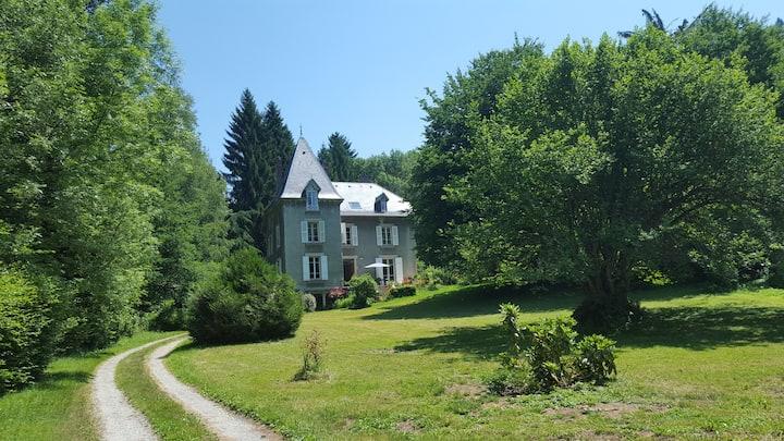 Douceur de vivre au vert entre Savoie et Isère