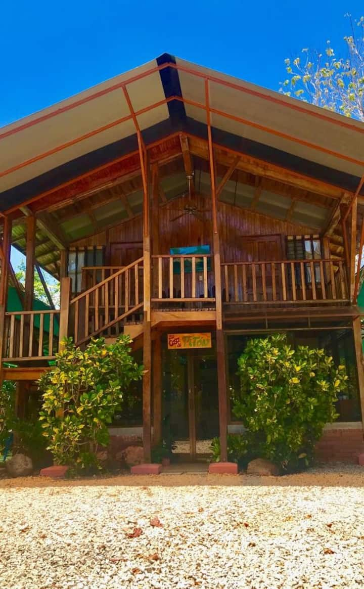 Titon's House
