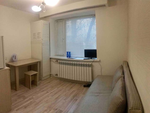 Small studio in Almaty center