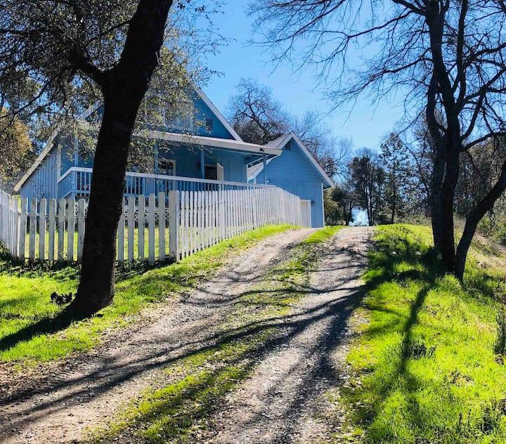 Yosemite - Blue Oaks Retreat