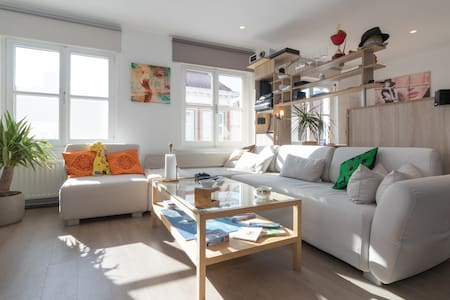 Dream home in the heart of Brugge - Brugge - Apartment