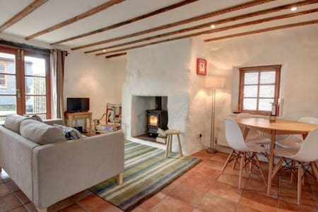 Delightful cottage near Totnes - Casa