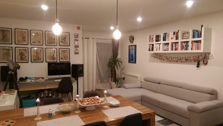 Luxury appartment Close to Center - Galway - Apartment